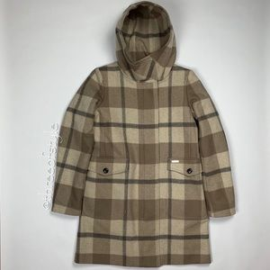 Woolrich Slim Emily Coat in Medium